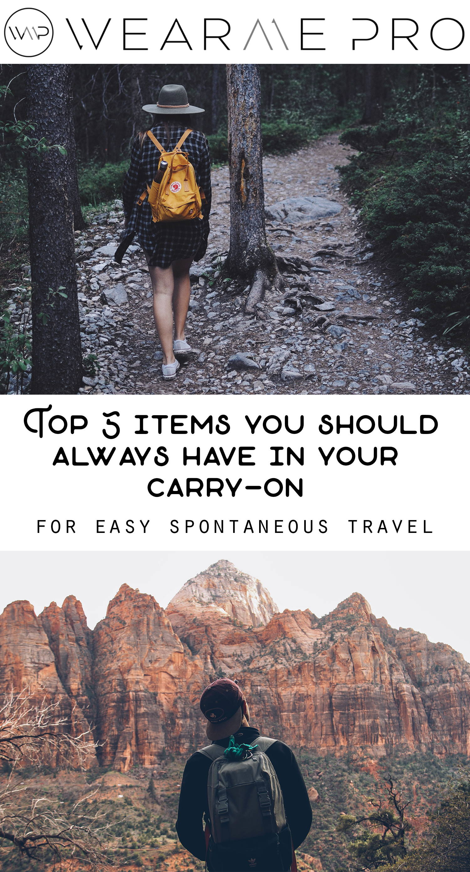 Top 5 Things You Should Always Have in Your Carry-On ...