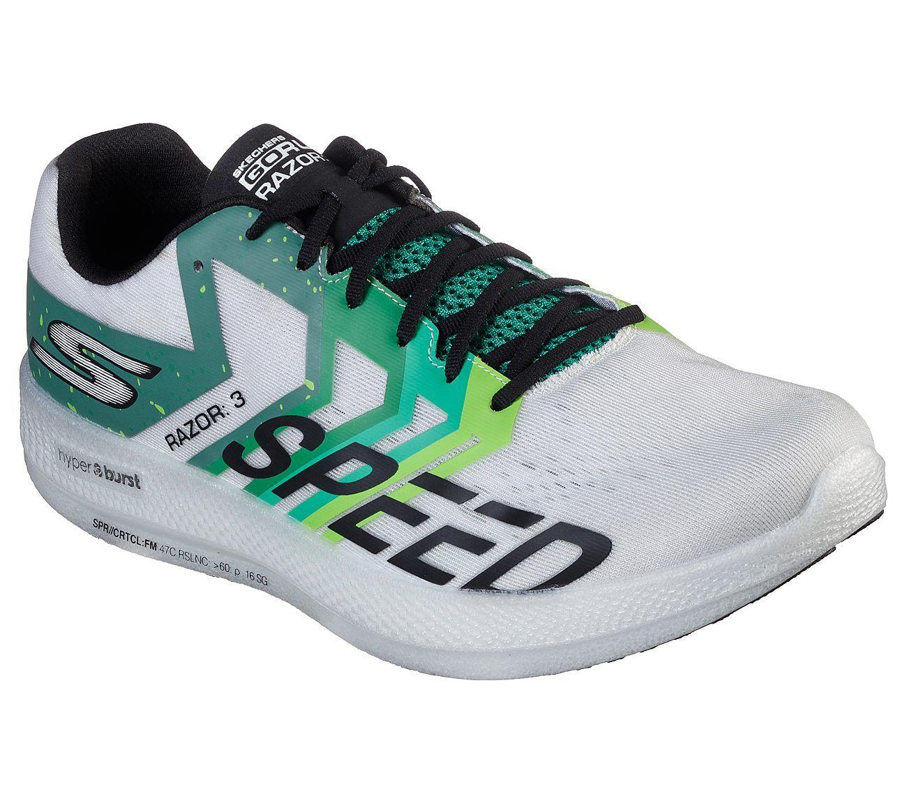 A bordo Abrumador burlarse de  SKECHERS | Skechers, Skechers performance, Running shoes design