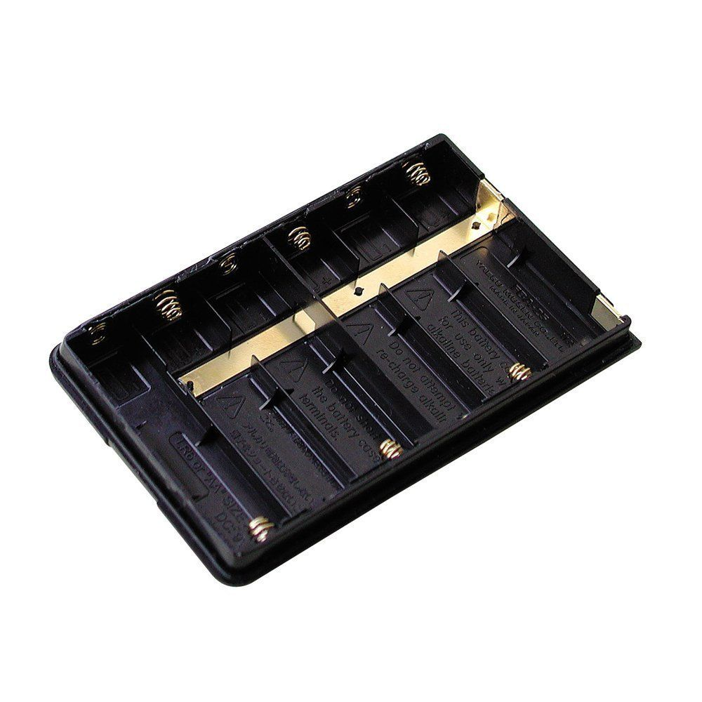 Vertex Standard Alkaline Battery Case (FBA-25) >>> This is an Amazon Affiliate link. Continue to the product at the image link.