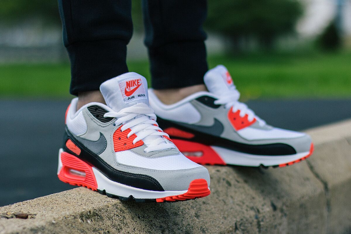 quality design a0dde 262fd AIR MAX 90 Infrared