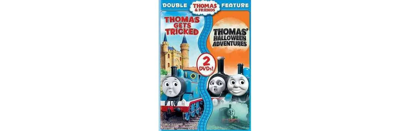 Thomas And Friends Thomas Halloween Adventures Dvd 2020 Thomas & Friends: Thomas Gets Tricked / Thomas' Halloween