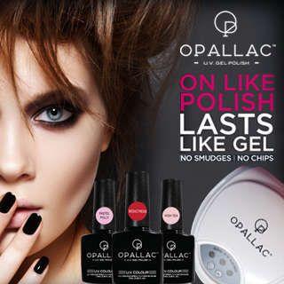 LivingSocial Shop: Opallac UV Gel Polish Kits