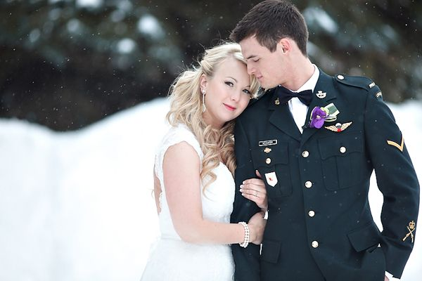Military Wedding Military Wedding Wedding Dress Shapes Edmonton Wedding
