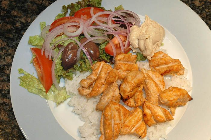 Turkish Chicken Kebabs Main Dishes Chicken Pinterest Turkish