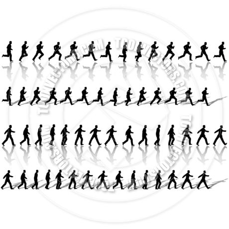 walking frame by frame - Google-haku | for drawing in 2018 ...