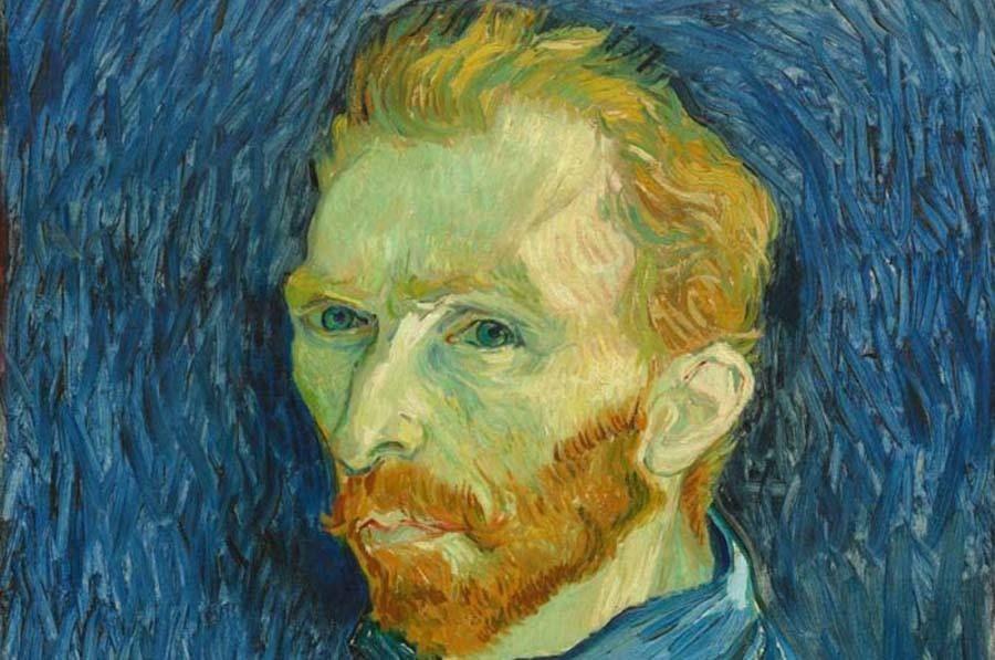 Arte Pintura Oleo Acuarela Escultura Autorretrato Van Gogh