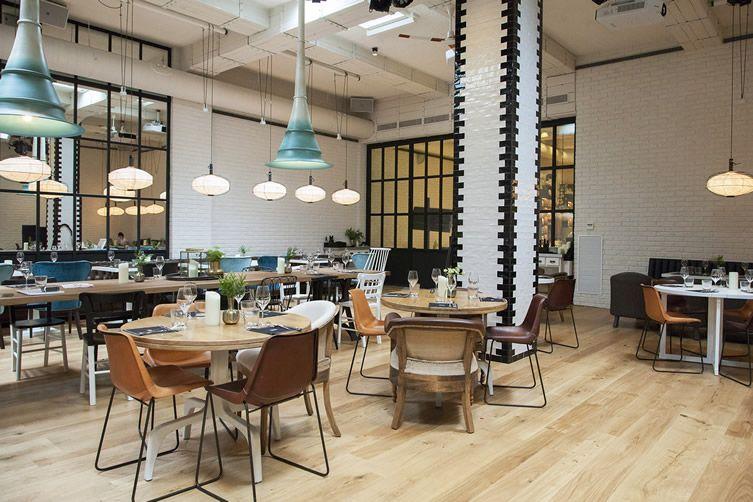 Experimental barcelona bistro also offers a creative laboratory and a tea shop art spaces - Tea shop barcelona ...