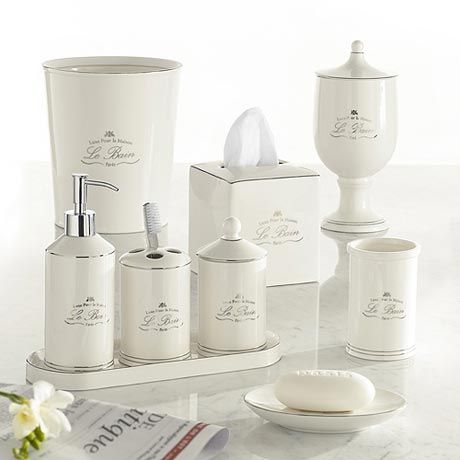 Ordinaire Fab Find: French Bathroom Accessories