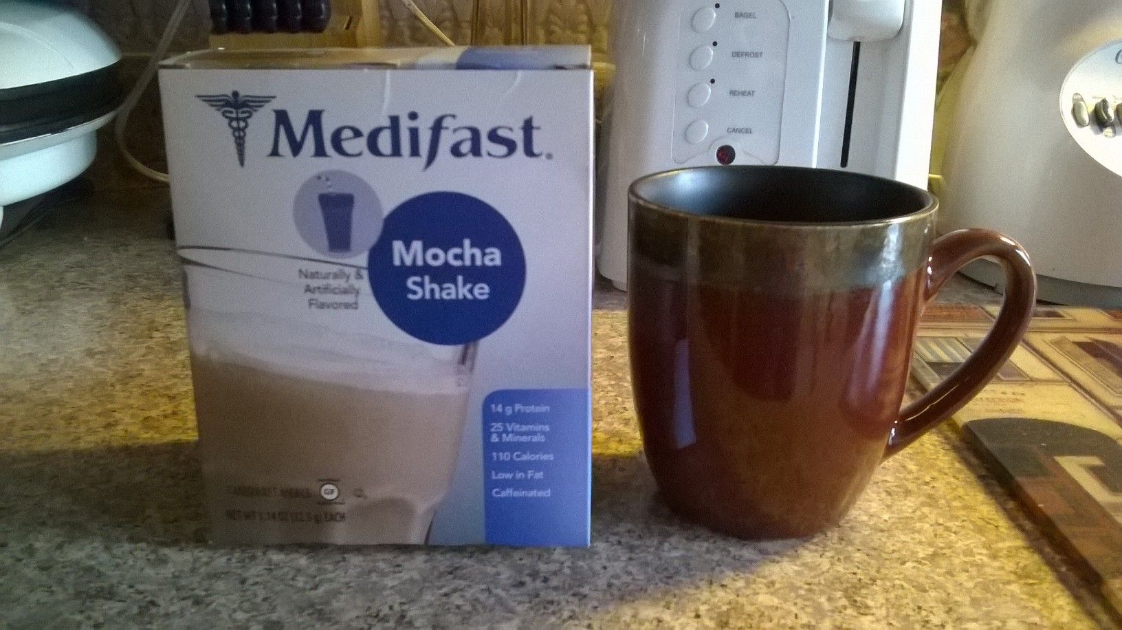 This Is One Of My New Favorites Blend A Packet Mocha Shake With An 8 Oz Cup Coffee To Make Delicous Joe Cacino