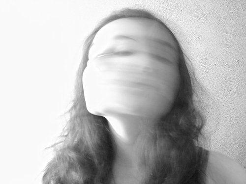 Blurred Face Volti Mossi