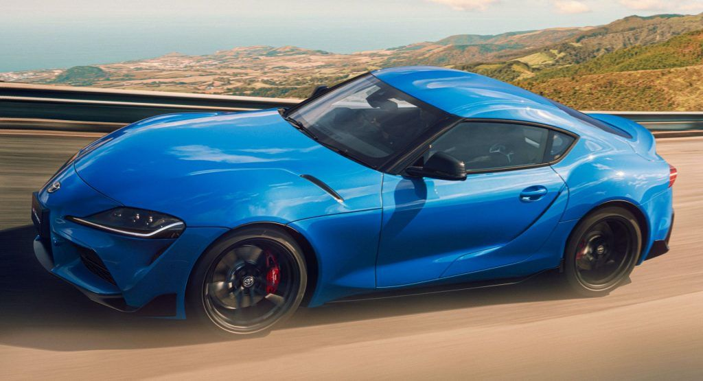 Updated 2021 Toyota GR Supra Reaches Japan With Two