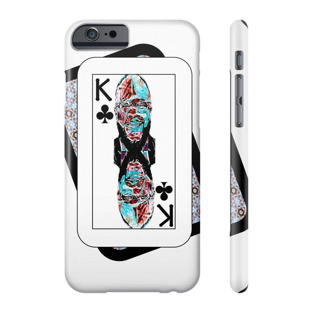 Play Your Hand...King Club No. 2 Phone Case