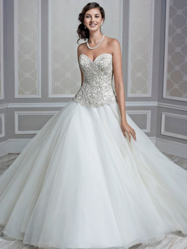 Kenneth Winston Ball gown #1597 | MeaMarie Bridal Attire | Bridal ...