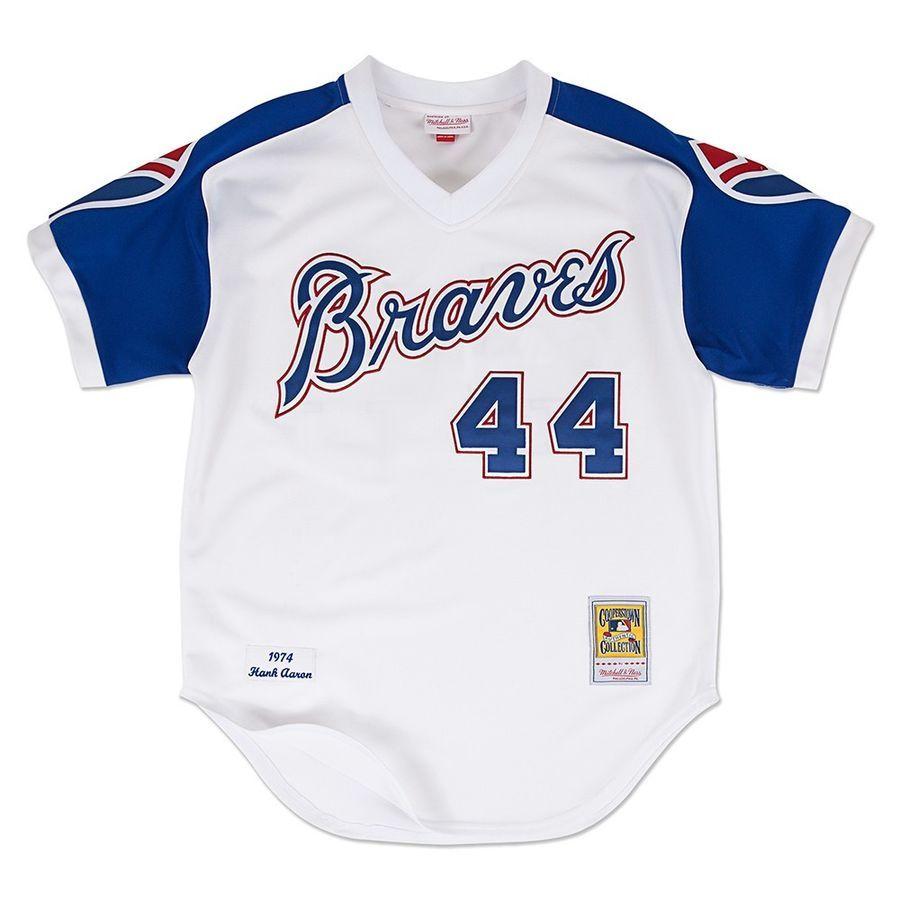Mlb Mitchell Ness Authentic On Field Player Throwback Jersey Collection Men S Atlanta Braves Sport Outfits Braves