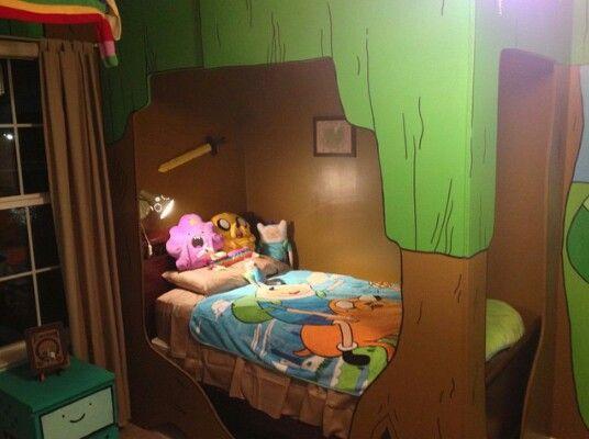 Adventure Time Bedroom