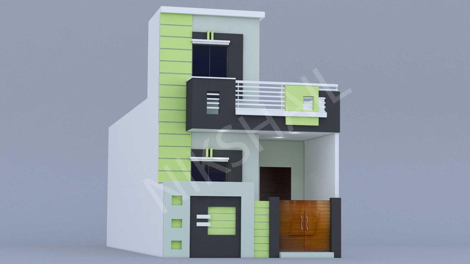 17++ 3d small house front design ideas in 2021