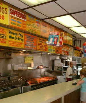 The O Original Hot Dog Pittsburgh Pa A Large Fry Can Feed 5 Or More People