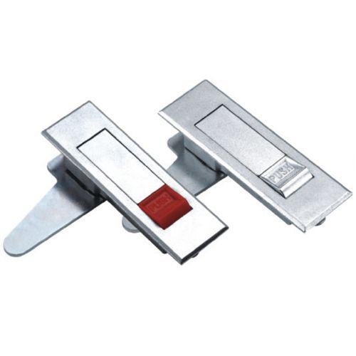 Push button type switch box lock
