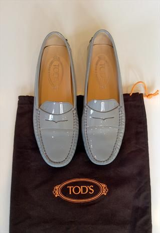 Gommino Mocassins in Patent Leather Tod's ZLHCiR