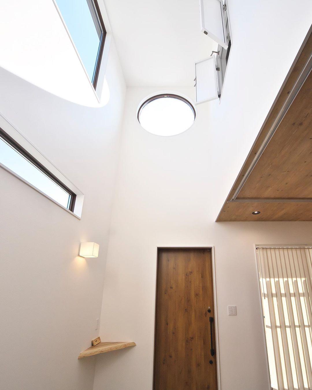 徳島 注文住宅 設計 Minimaru Design On Instagram 吹き抜けがある