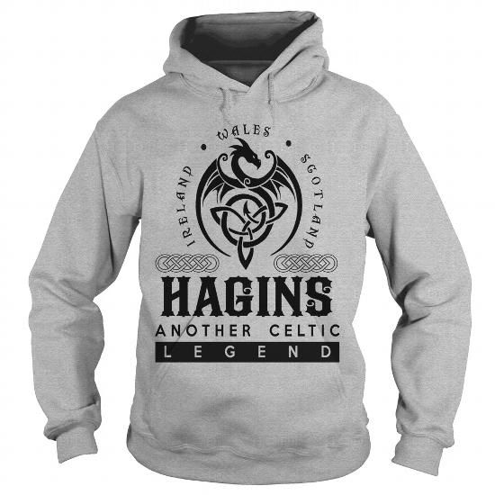 I Love HAGINS T-Shirts