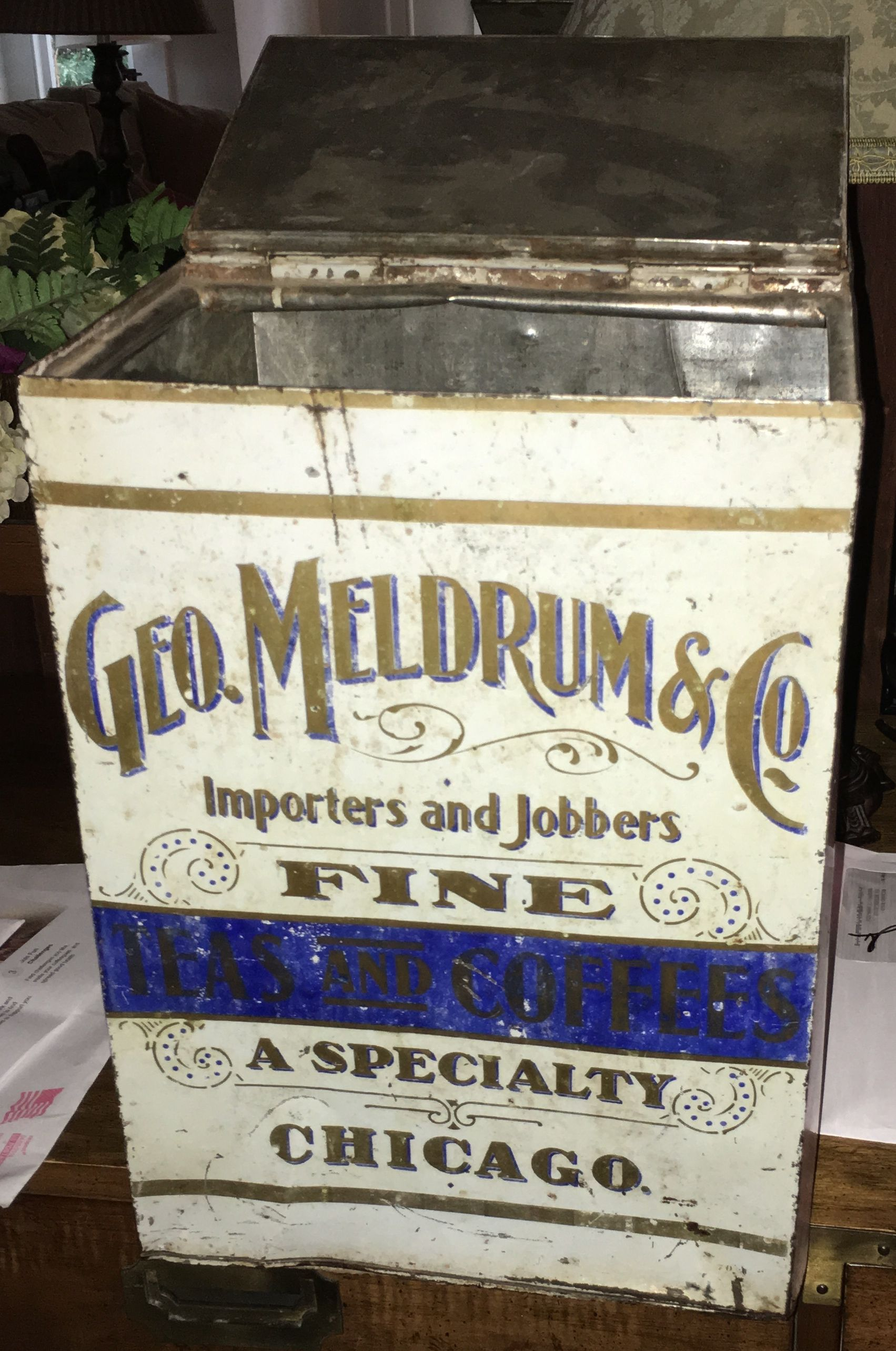 Geo. Meldrum & Co. Coffee