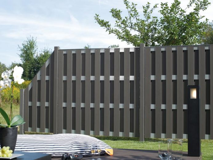 nonfading plastic fence panel ,life of a composite wood