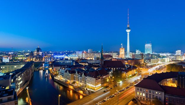 Berlin, Germany - one of the eighteen most photogenic cities of the world