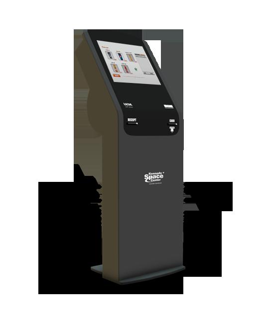 Self Service Kiosk for Food Ordering | Start Up Business ... Kiosk Machine Png