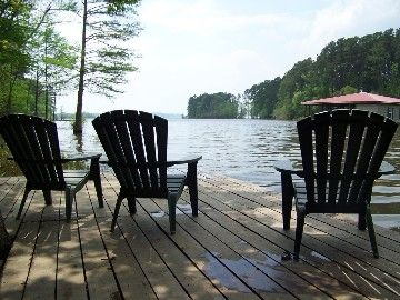 Toledo Bend Lodge Rental: Lakefront Lodge