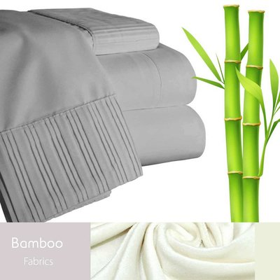 Alcott Hill Rosamund Wrinkle Free Rayon From Bamboo Sheet Set
