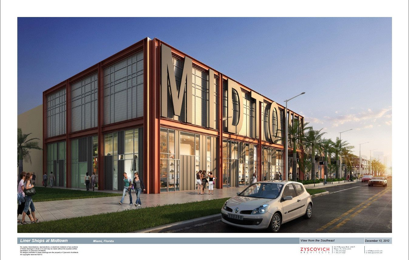 Modern retail building design rfp pinterest building for Modern retail building design