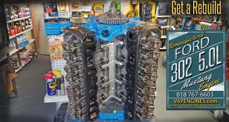 Engine Rebuild Shops Near Me >> 90 Ford 302 5 0 Engine Rebuild Engine Rebuilding Engine