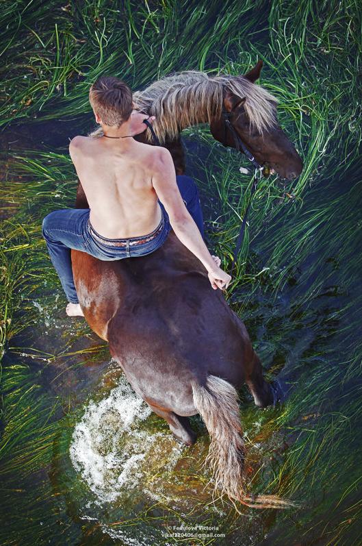 Cowgirl Him