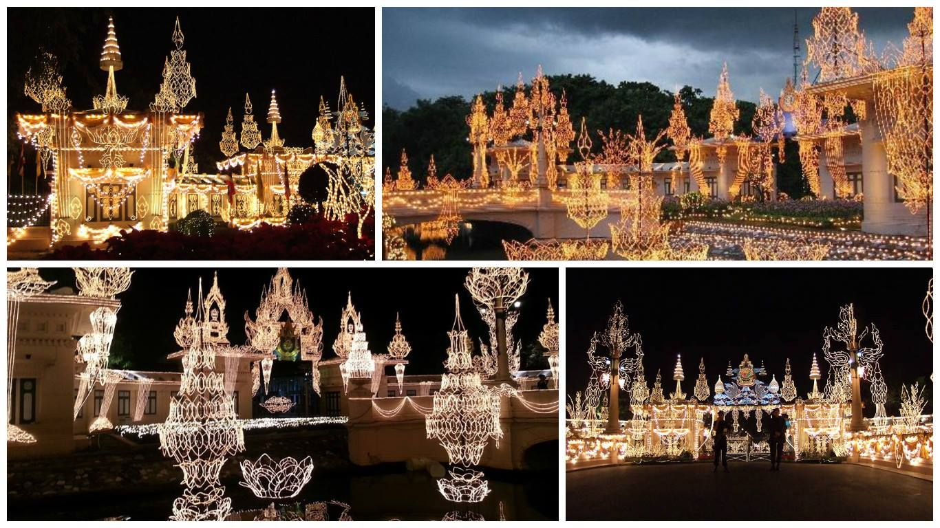 Around Thailand - Chitralada Royal Villa (Thai: พระตำหนักจิตรลดารโหฐาน; rtgs: Chit Lada Raho-than) is a royal villa located within Dusit Palace. This villa is the unofficial permanent-residence of King Bhumibol Adulyadej (Rama IX) and Queen Sirikit. King Bhumibol was the first king in the Chakri dynasty to live in the Chitralda. He moved there after the death of his older brother, King Rama VIII in the Grand Palace. The palace grounds, which are surrounded by a moat and guarded by the royal…
