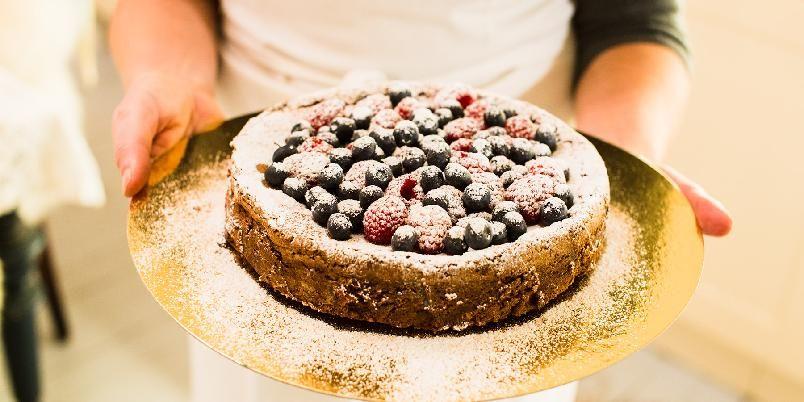 Jennys sjokoladekake