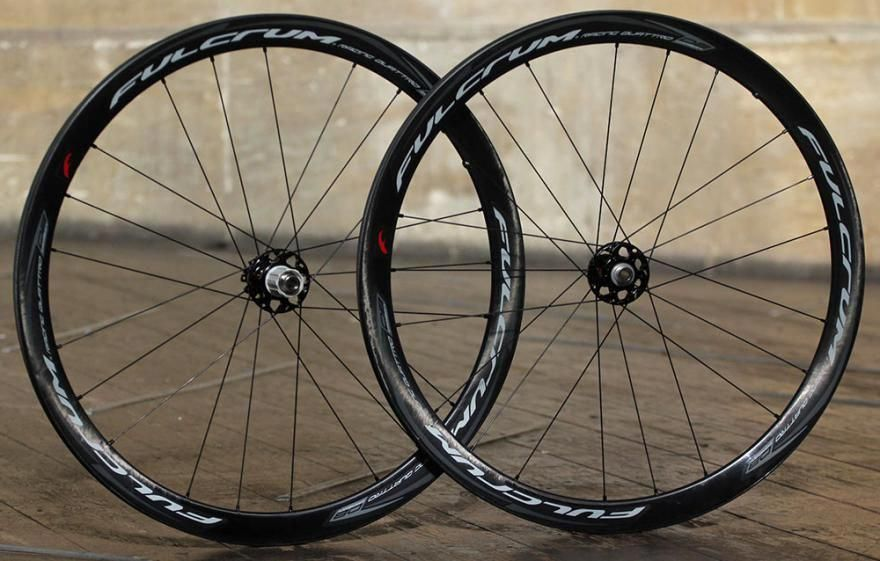 Review Fulcrum Racing Quattro Carbon Db Wheelset Road Cc