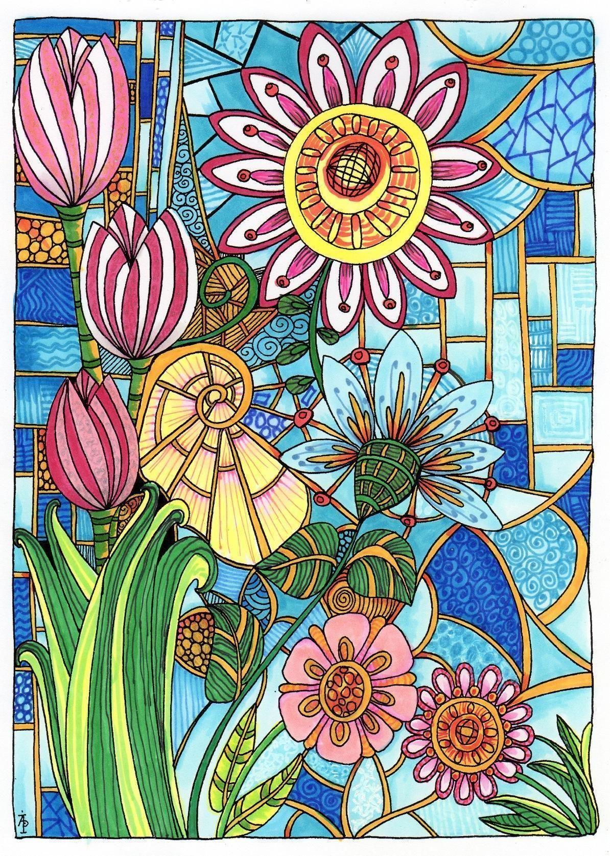Creative Haven Entangled Coloring Book Creative Haven
