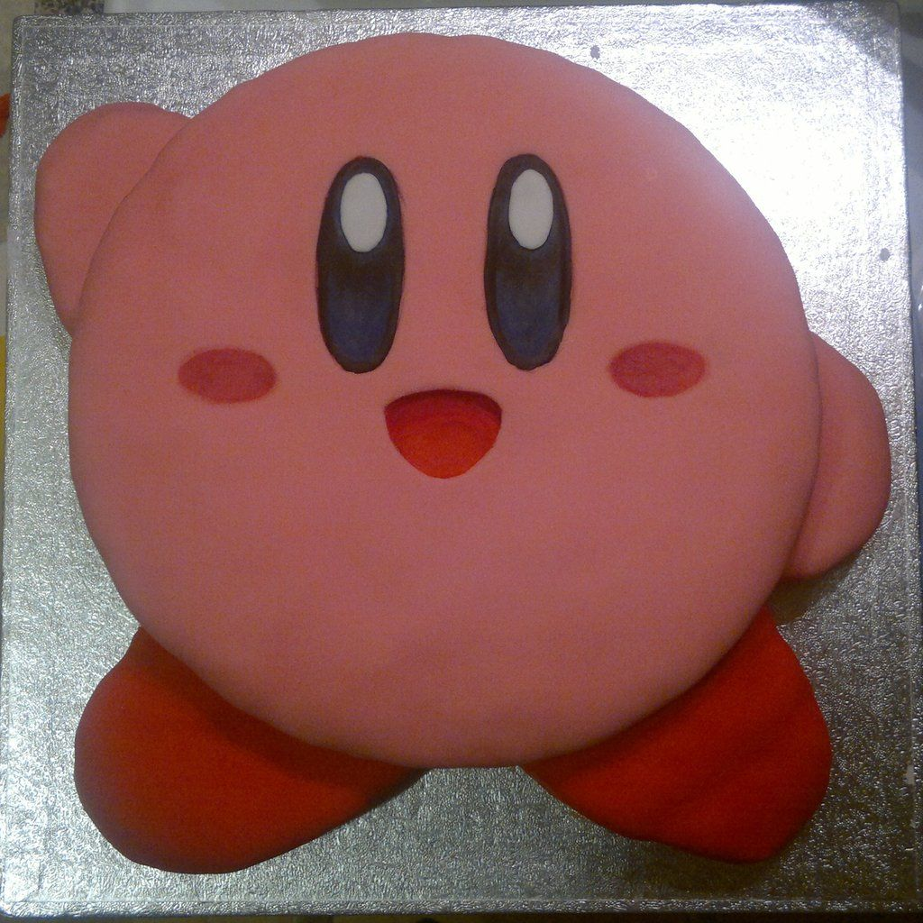 Kirby Cake by BeanieBat on deviantART | Kids | Pinterest ...