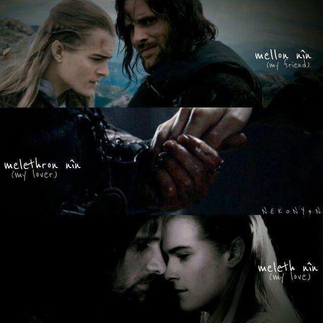 Aragorn X Legolas Aragorn Legolas Legolas And Aragorn