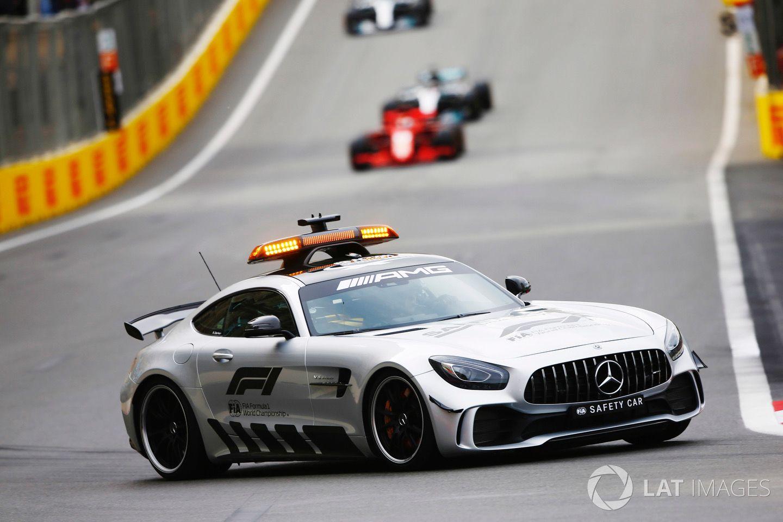 Safety car Car safety, Car, Mercedes amg