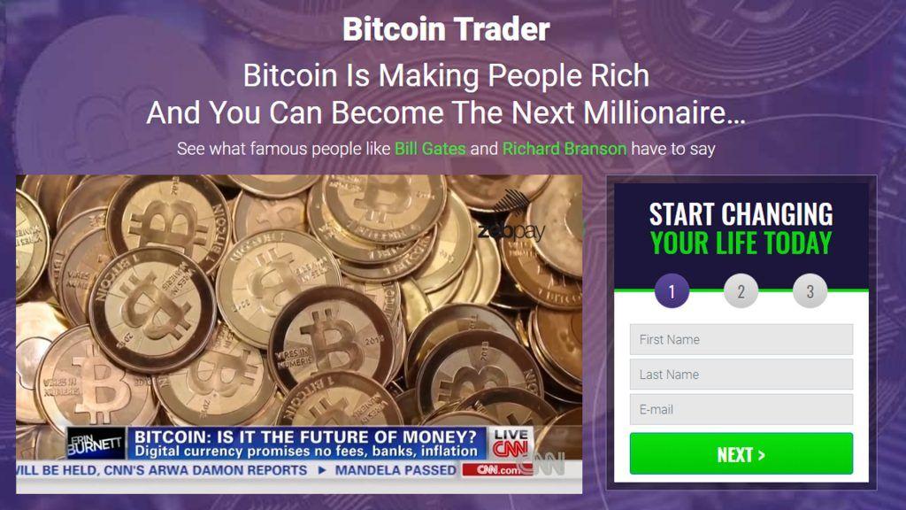 cnn bitcoin trader