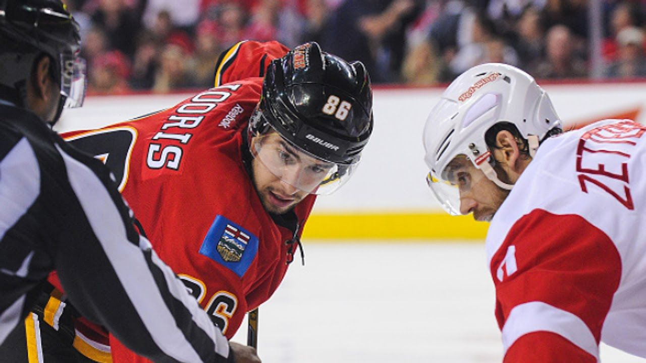 #Pregame Preview: Flames vs Red Wings