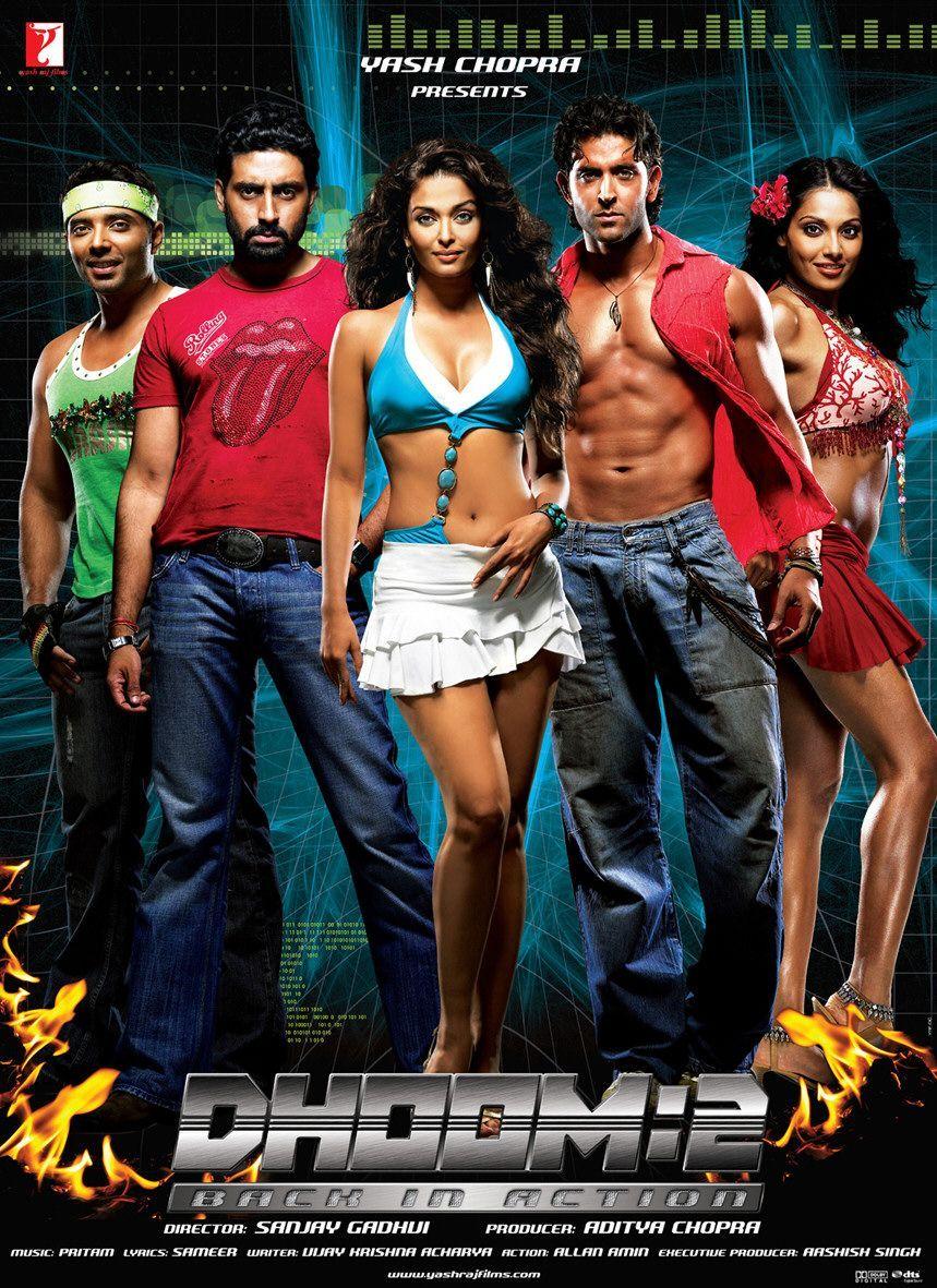 Sinopsis Film India Dhoom 2 Jdsk Hindi Movies Dhoom 2 Film Bollywood