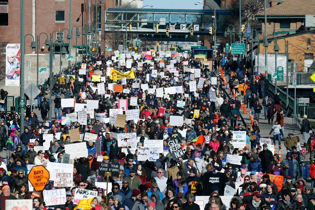 Photos From The March For Our Lives Protests Around The World