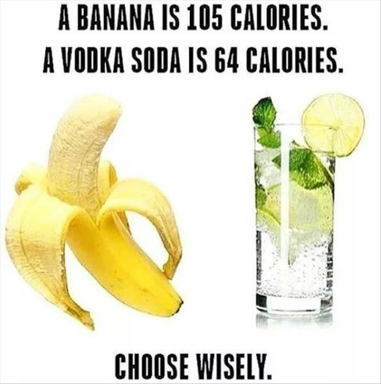 Just One More Pro To Add To The List Of Pros And Cons Of Drinking For Breakfast Vodka Quotes Vodka Humor Vodka Soda