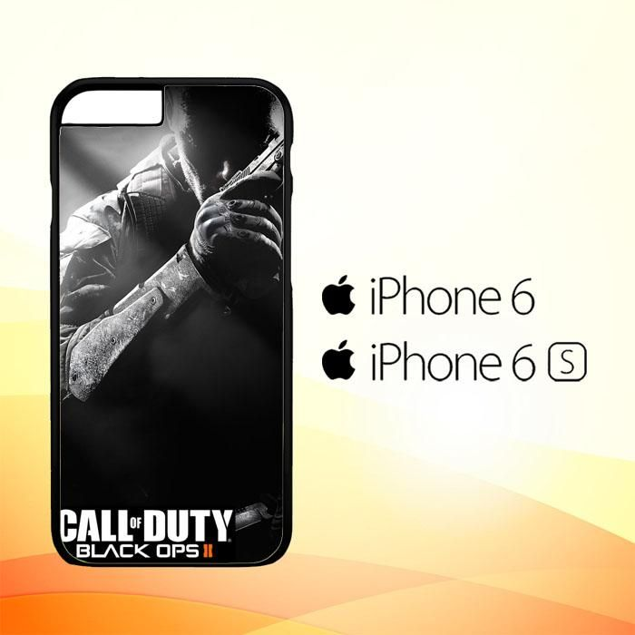 CALL OF DUTY BLACK OPS II F0348 iPhone 6 6S Case