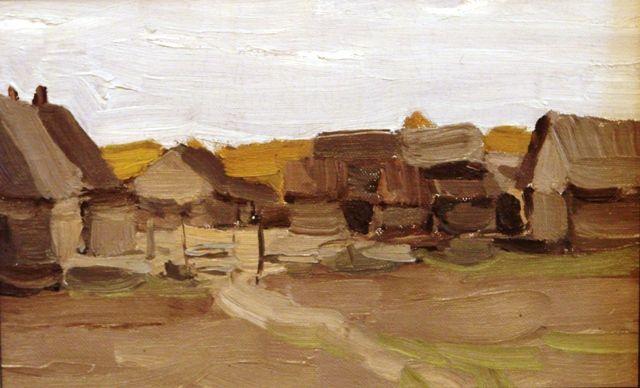 Бритов Ким. Осень в деревне (с изображениями) | Искусство ...
