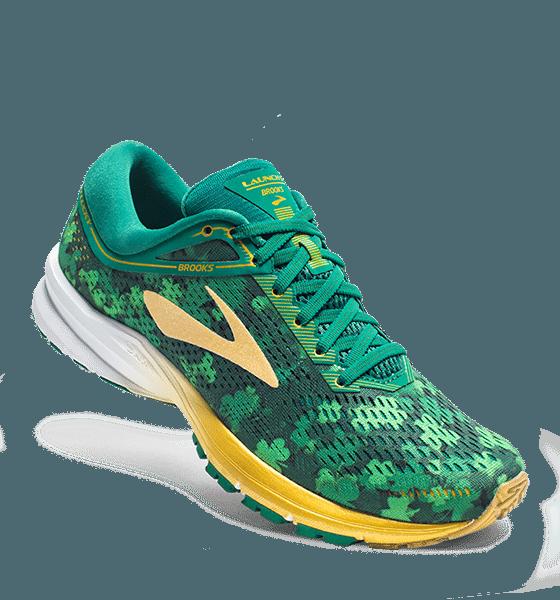 Launch 5 Shamrock Shoe | Shoes, Brooks