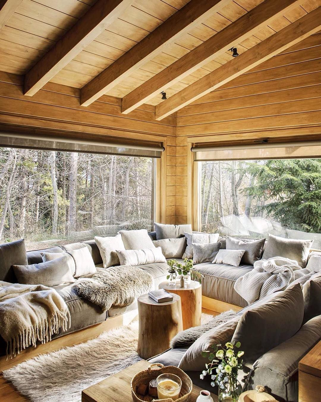East Perry On Instagram Super Cozy Cabin Goals Via